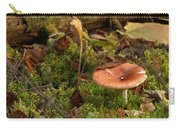 Mushroom N Moss Carry-all Pouch