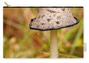 Shaggy Mane Mushroom Carry-all Pouch