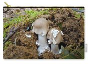 Mushroom Twins - As Youngsters Carry-all Pouch