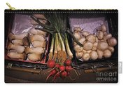 Mushrooms In The Seville Market  Carry-all Pouch