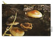 Mushrooms No 1 Carry-all Pouch
