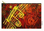 Music 2 Carry-all Pouch