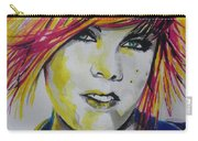 Music Artist..pink Carry-all Pouch