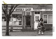 Music - Bag Piper - Somerville Nj -  The Scottsman Carry-all Pouch
