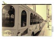 Music City Nashville Tour Carry-all Pouch