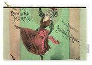 Music Cover For Ta-ra-ra-boom-der-ay Carry-all Pouch