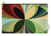 Music In Bird Of Tree Kaleidoscope Carry-all Pouch