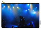 Music In Blue - Montreal Jazz Festival Carry-all Pouch