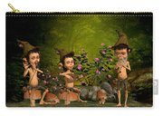 Music In The Forest Carry-all Pouch