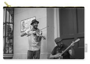 Music In The French Quarter Carry-all Pouch