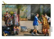 Music - Mummers Preperation Carry-all Pouch by Mike Savad