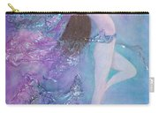 Music Only She Can Hear Carry-all Pouch