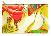Music Out Of Metal Xviii Carry-all Pouch