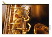 Music - Sax - Sweet Jazz  Carry-all Pouch
