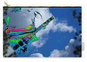 Music Up In The Clouds Again Carry-all Pouch