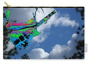 Music Up In The Clouds Carry-all Pouch