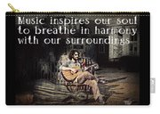 Musical Inspiration Carry-all Pouch