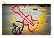 Musical Instruments Bike Rack Carry-all Pouch