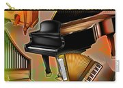 Musical Instruments With Keyboards Carry-all Pouch