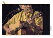 Musician And Songwriter Verlon Thompson Carry-all Pouch