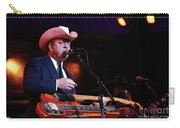 Musician Junior Brown Carry-all Pouch