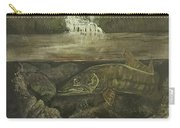 Muskellunge Carry-all Pouch by Fallon Franzen