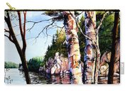 Muskoka Reflections Carry-all Pouch