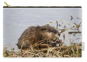 Muskrat Carry-all Pouch