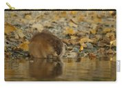 Muskrat Reflection Carry-all Pouch