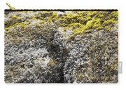 Mussels Barnacles Seaweed Closeup Carry-all Pouch