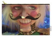 Mustache Man Carry-all Pouch