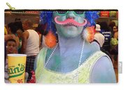 Mustache Merman Carry-all Pouch