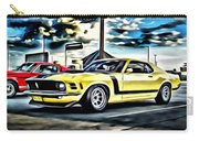 Mustang Boss 302 Carry-all Pouch