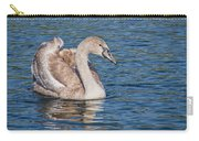 Mute Swan Cygnet Carry-all Pouch