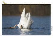 Mute Swan Dabbling Bavaria Carry-all Pouch