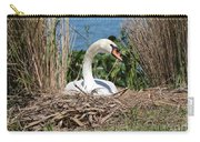 Mute Swan Nest Carry-all Pouch