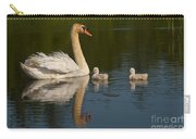 Mute Swan Pictures 244 Carry-all Pouch
