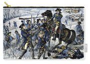 Mutiny: Anthony Wayne 1781 Carry-all Pouch by Granger