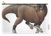 Muttaburrasaurus Dinosaur Carry-all Pouch
