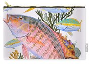 Mutton Snapper Reef Carry-all Pouch