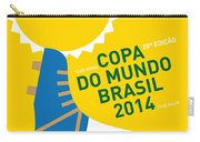 My 2014 World Cup Soccer Brazil - Rio Minimal Poster Carry-all Pouch