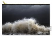My Brighter Side Of Darkness Carry-all Pouch by Stelios Kleanthous