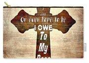 My Dear Savior Carry-all Pouch by Michelle Greene Wheeler