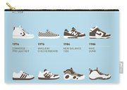 My Evolution Sneaker Minimal Poster Carry-all Pouch by Chungkong Art