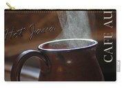 My Favorite Cup Carry-all Pouch by Robert Meanor