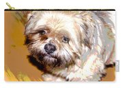 My Friend Lhasa Apso Carry-all Pouch