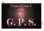 My Gps Carry-all Pouch by Carolyn Marshall
