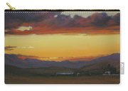 My Home's In Montana Carry-all Pouch
