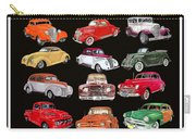 Hot Rod Ford Poster Carry-all Pouch