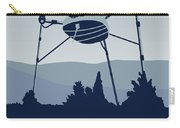 My I Want To Believe Minimal Poster-war-of-the-worlds Carry-all Pouch